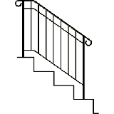 N.O'Connell Engineering - Steel Stairs